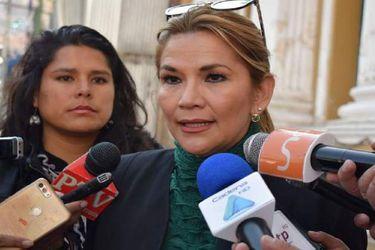 """Gobierno de Áñez reconoce que será """"complicado"""" que Argentina extradite a Evo Morales"""