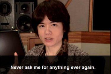 A Masahiro Sakurai no le gusta que utilicen su imagen como un meme