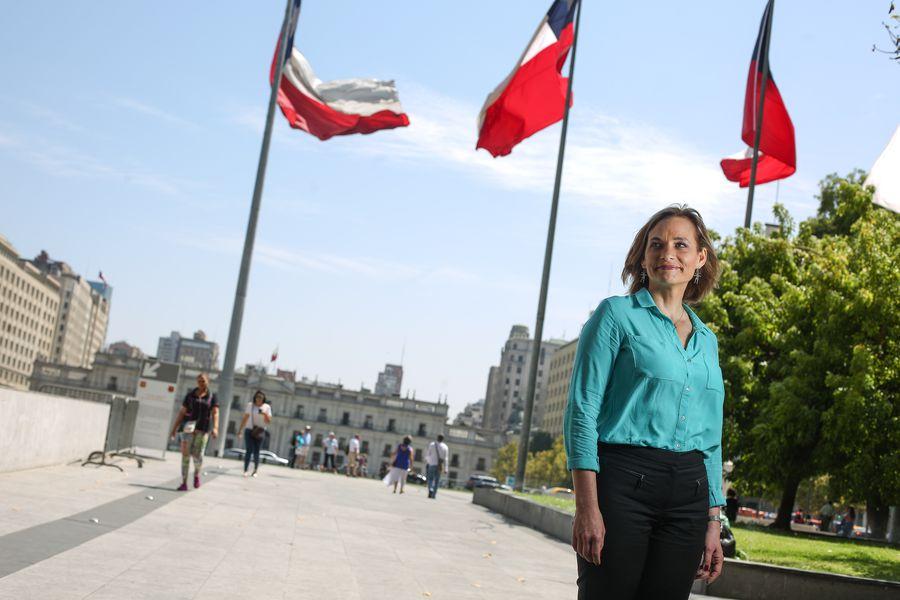 Entrevista Carolina Goic