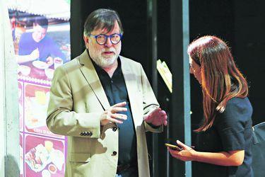 """De Aguirre: """"Estoy muy optimista sobre el futuro de TVN"""""""