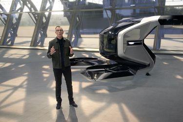 CES 2021: Cadillac sorprende con un prototipo de auto volador