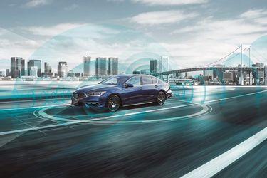 Honda Legend: los japoneses ponen a la venta el primer vehículo autónomo nivel 3