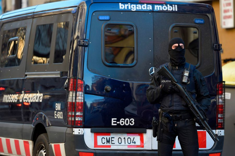 Policía Catalana