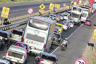 carreteras vehículos