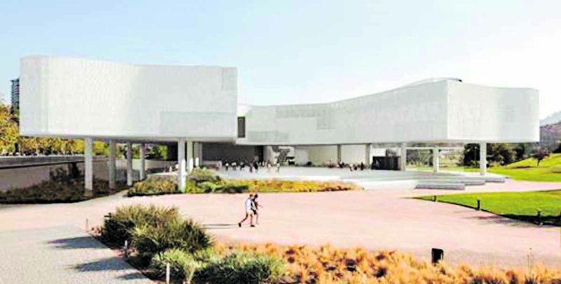 Proyecto del Numu que se ubicará en Vitacura