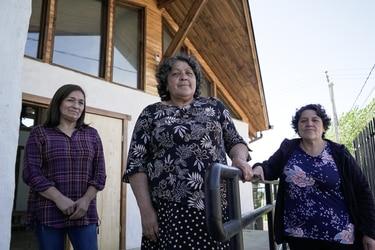 Video: Grupo de vecinas recicla materiales para construir sedes comunitarias