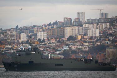 Presidente Piñera se trasladará a Valparaíso este jueves junto a ministros de Salud y Defensa para recorrer buque Sargento Aldea