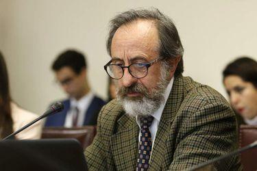 Director del INE Guillermo Patillo participa de la comision de economia del Senado. 22/05/2019
