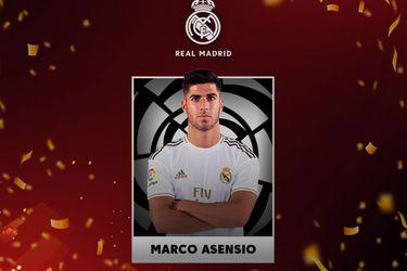 Marco Asensio del Real Madrid se quedó con la victoria en el torneo benéfico de FIFA 20