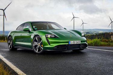 La revolución eléctrica de Porsche: el Taycan supera en ventas al mítico 911