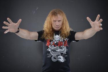 En la mente de Dave Mustaine