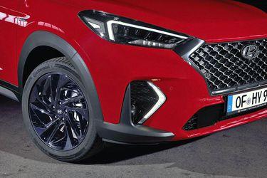 El Hyundai Tucson N seguirá la línea del VW Tiguan R, pero incluso con más poder