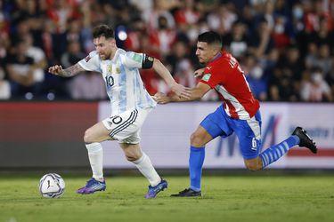 Eliminatorias: Paraguay rescató un punto ante Argentina y Brasil sigue con campaña perfecta