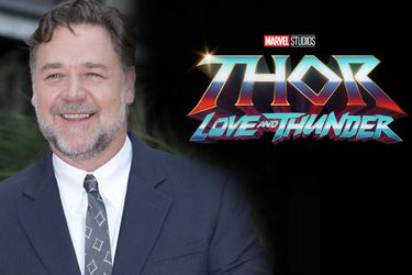 Russell Crowe tendrá un cameo en Thor: Love and Thunder
