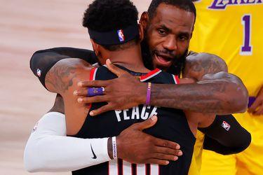 Carmelo Anthony se reencuentra con LeBron y los Lakers ya tienen un equipo para aspirar al anillo