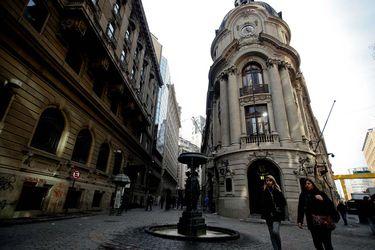Bolsa de Santiago, BCS