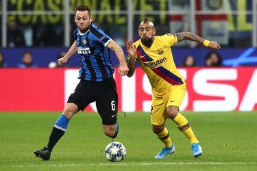 Vidal, el factor X de Conte para un Inter 2.0