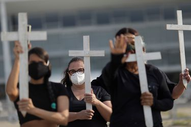 Brasil supera las 600.000 muertes por pandemia de coronavirus