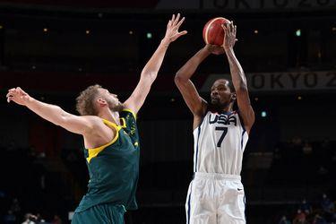 Estados Unidos duda pero termina liquidando el sueño olímpico de Australia