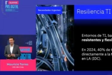 VIII Summit Fundación País Digital 2020 Evolución Digital: adaptabilidad en tiempos de incertidumbre