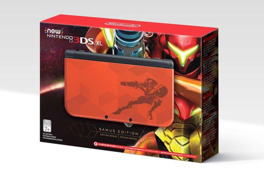 Metroid 3DS