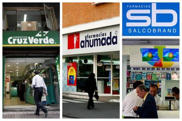 A 13 años de la colusión de las farmacias, el Sernac llega a acuerdo con Salcobrand y Cruz Verde para compensar económicamente a los consumidores