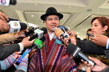 Canciller de Bolivia desafía a la oposición para que presente pruebas de fraude a la OEA