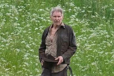 Harrison Ford y Toby Jones protagonizan las nuevas fotos del rodaje de Indiana Jones 5