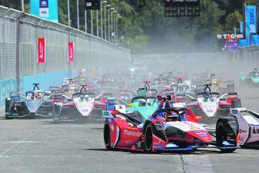 Santiago no suelta la Fórmula E