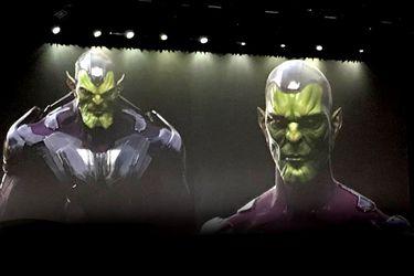 Marvel Studios solo puede usar a ciertos Skrulls