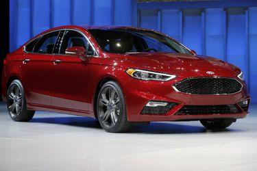 Definitivo: Ford cesa la producción de sedanes en EE.UU. a contar de julio