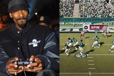 Snoop Dogg se enfureció luego de jugar 15 minutos de Madden 21 y dejó puesta la transmisión en Twitch por 7 horas