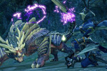 Ya se encuentra disponible la demo de Monster Hunter Rise en Steam