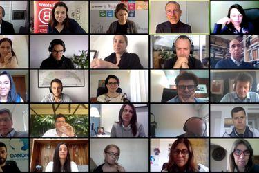 Las lecciones que dejó la conversación de Emmanuel Faber con empresarios B de Latinoamérica