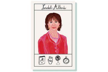 """""""Escribamos lo que no tiene que ser olvidado"""", Isabel Allende"""