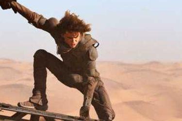 Una nueva foto de Dune anticipa la escena de acción que enorgullece a Denis Villeneuve