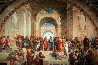 El mundo celebra el arte de Rafael a 500 años de su muerte