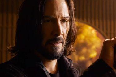 Keanu Reeves vuelve a ser Neo: mira el trailer de Matrix Resurrecciones