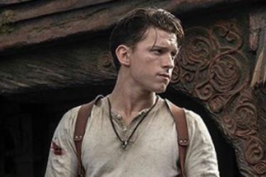 La primera imagen de Tom Holland como Nathan Drake en la película de Uncharted