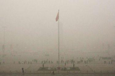 La NASA confirma el descenso generalizado de la polución en China por el impacto del coronavirus