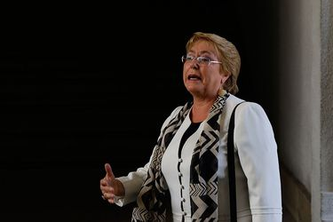 Michelle Bachelet destaca condena contra Harvey Weinstein por agresión sexual y violación