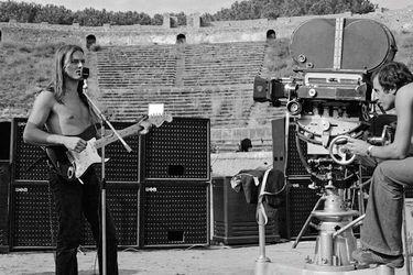 Pink Floyd en Pompeya: el eco de un tiempo lejano