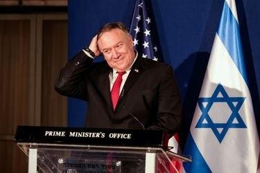 Secretario de Estado de EEUU realiza visita a una colonia israelí en Cisjordania