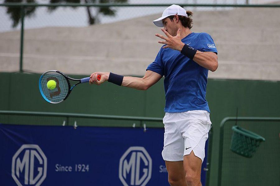 Nicolás Jarry avanzó a las semifinales del Challenger de Salinas.