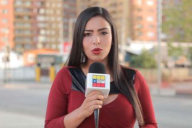 Periodista venezolana