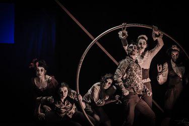 Circo para todos: la travesía de La Cuarta Estación