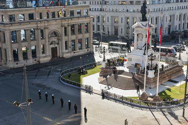 Valparaíso: Con escueta ceremonia conmemoran Combate Naval de Iquique
