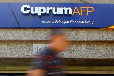 Cuprum dice a sus afiliados que lo más conveniente es que cotización adicional sea administrada por las AFP