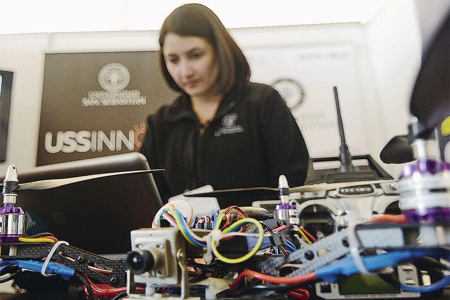 Feria de innovación científica OpenScience