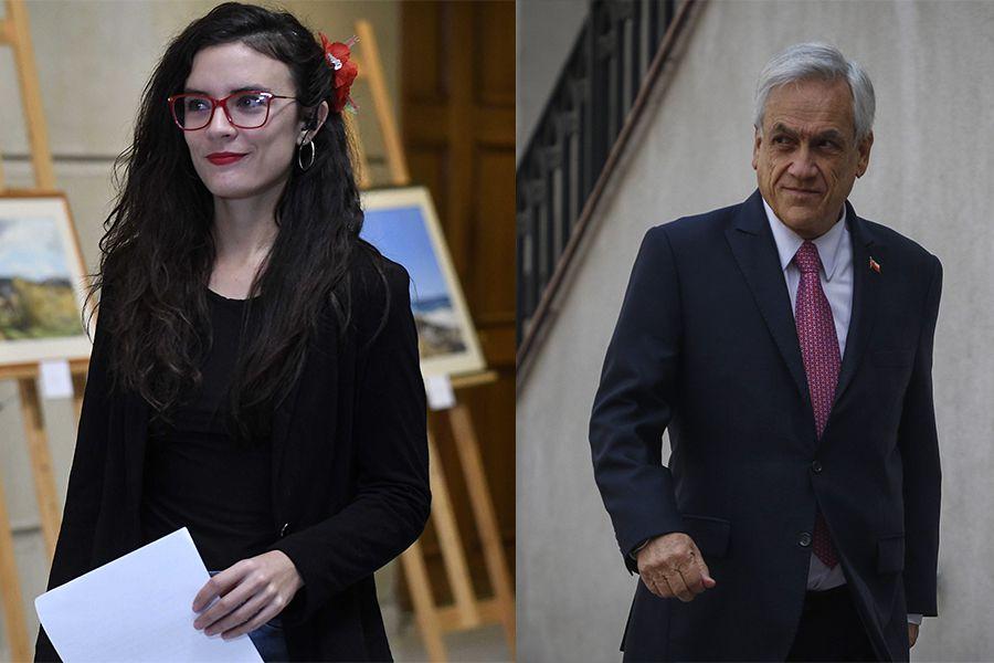 Piñera - Vallejo 40 horas